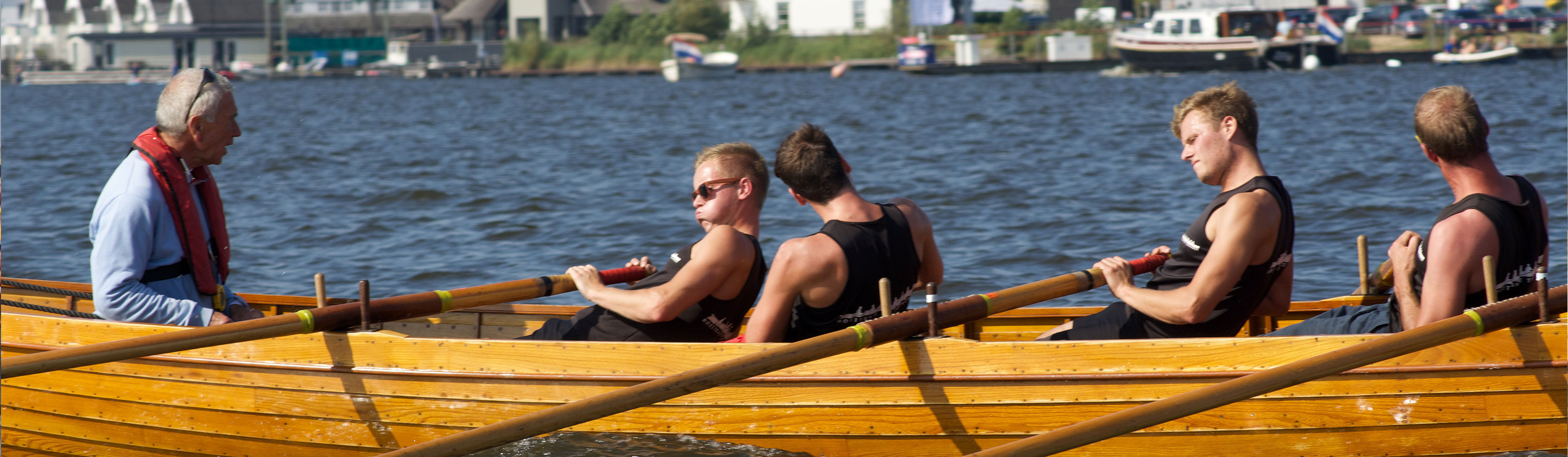 Programma City Row Race 2018 *NK-nominatie*